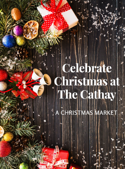Celebrate Christmas at The Cathay