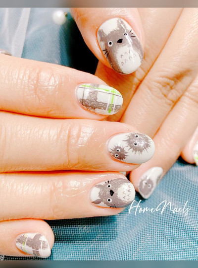 $38 Express Gel Mani & Nail Art